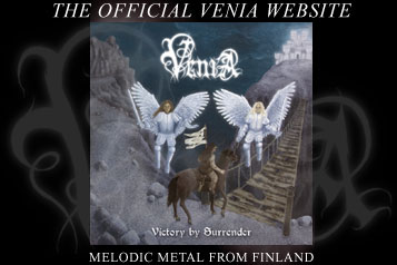 www.veniaband.com - official Venia website